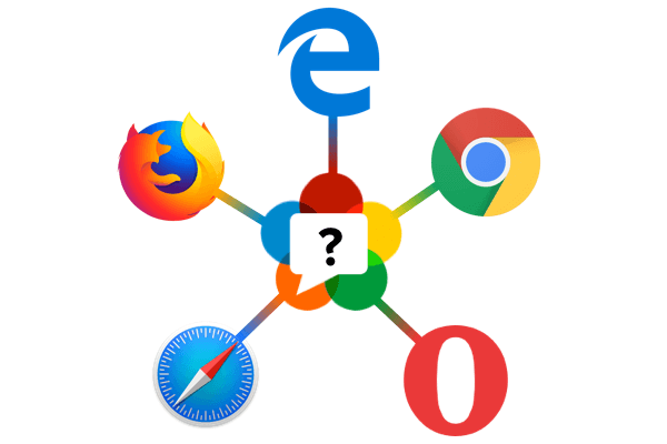 Desktop versions of Firefox, Chrome, Opera, and Microsoft Edge web browsers are at risk for WebRTC leaks.